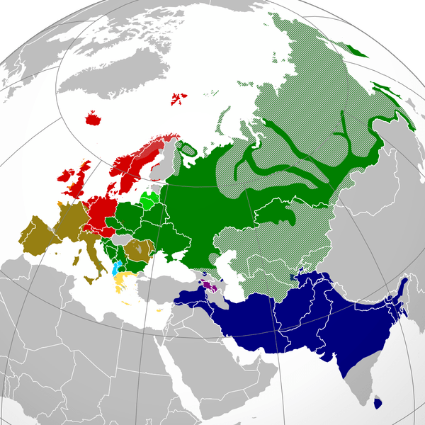Indoeurópai nyelvcsalád - Wikipédia